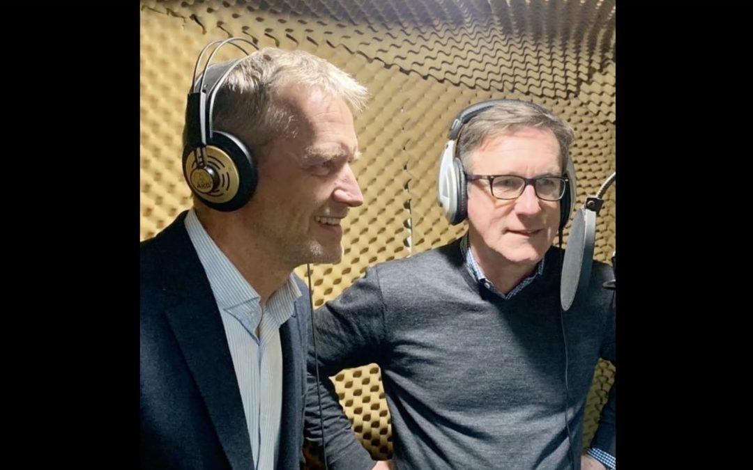 Radiospot von Rainer Auer, Landratskandidat Rosenheim