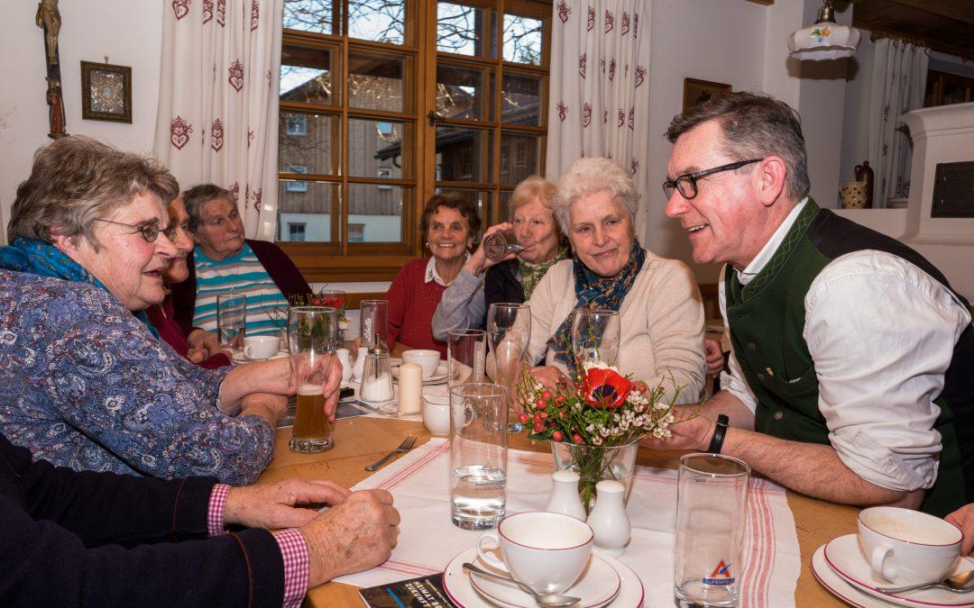 Die ÜPW-Wahlversammlung für Senioren war ein voller Erfolg